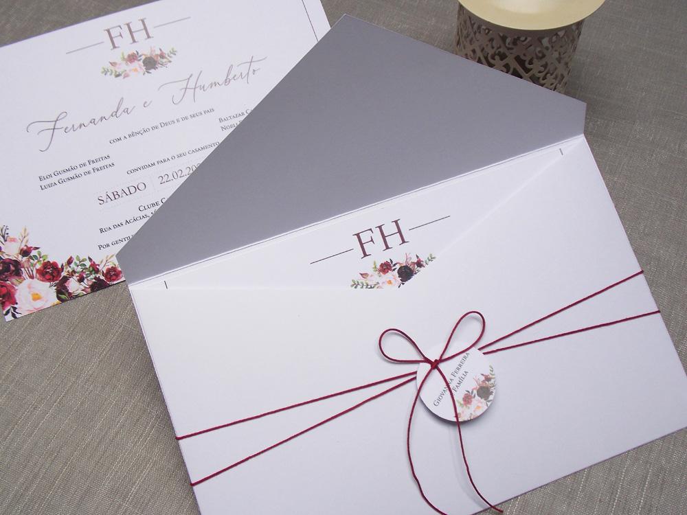 Convite-de-Casamento-Floral-Marsala